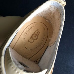 UGG Shoes - Authentic UGG shoes NWT M Klayton sz11 color sand
